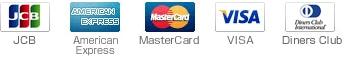 クレジットカード決済種類